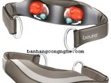 đai massage trị liệu vai lưng cổ Beurer MG148
