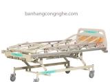 Giường y tế 3 tay quay HK 9007