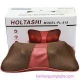 Gối massage hồng ngoại Holtashi PL818
