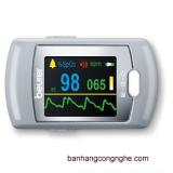 Máy đo nồng độ Oxy trong máu (SPO2) và nhịp tim cá nhân Beurer PO80