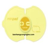 Máy massage xung điện trị đau mỏi lưng Beurer EM10 Back