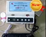 Giới thiệu chung về máy vật liệu trị liệu WONDER MF 5 - 08