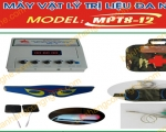 Cấu tạo và cách sử dụng máy vật lý trị liệu MPT8 - 12