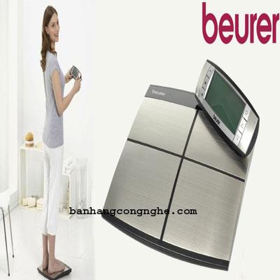 Cân sức khỏe đa năng, phân tích chuyên sâu dành cho ngườ tập thể hình Beurer BF100