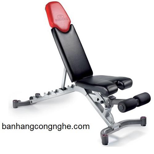 ghế tập tạ Bowflex 552
