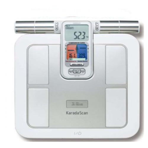Cân sức khỏe đo lượng mỡ cơ thể HBF-362