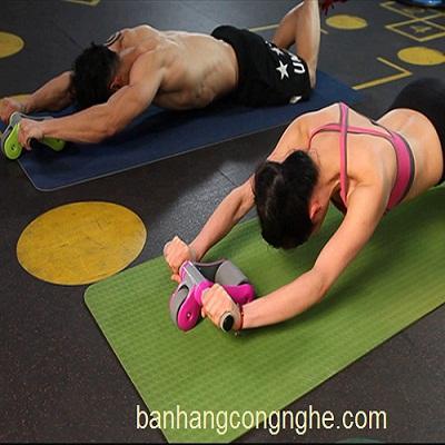 hướng dẫn sử dụng con lăn tập bụng Gym Roller