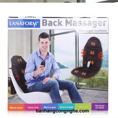 đệm massage Lanaform LA110304 - 3