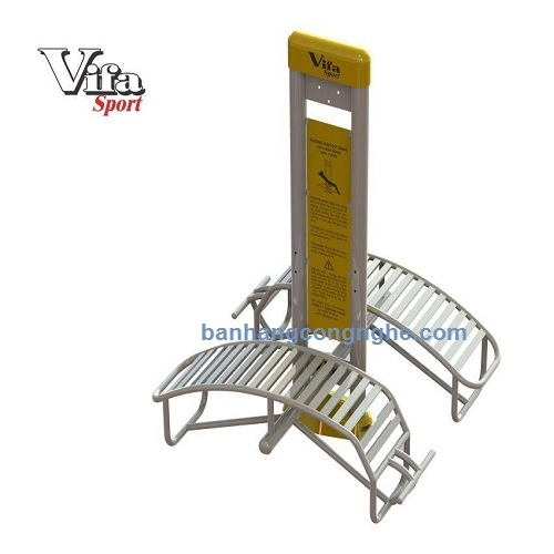 Máy tập lưng bụng Vifa Sport 712312
