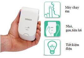 máy xông mũi họng OMRON NE C802