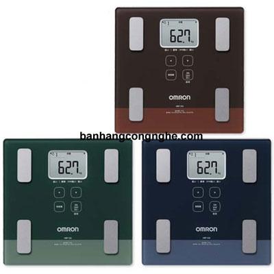 cân sức khỏe đo lượng mỡ cơ thể Omron HBF-224 - 2