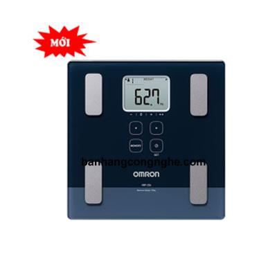 cân sức khỏe đo lượng mỡ cơ thể Omron HBF-224 -1