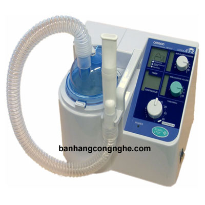 máy xông mũi họng siêu âm Omron NE-U17 - 1