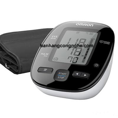 máy đo huyết áp bắp tay Omron Hem 7270 - 1