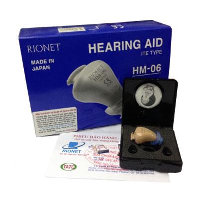 máy trợ thính Rionet HM-06