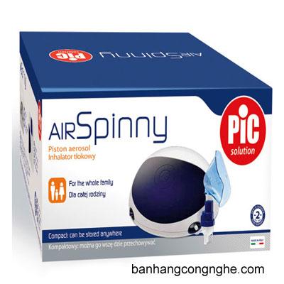 máy xông mũi họng air spinny