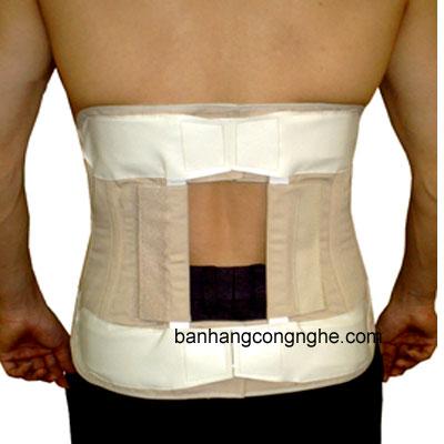 áo vùng lưng H3 nâng đỡ phần trên cơ thể