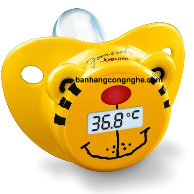 nhiệt kế điện tử núm vú cho trẻ Omron BY20