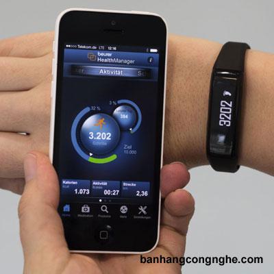 đồng hồ cảm biến vận động beurer AS80-2