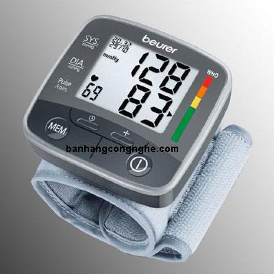 máy đo huyết áp beurer bc32