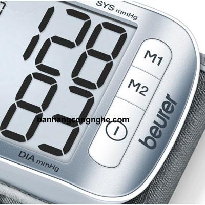 máy đo huyết áp cổ tay Beurer BC50 - 3