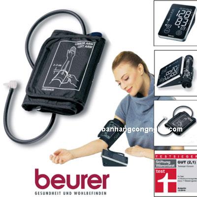 máy đo huyết áp bắp tay beurer BM58 4