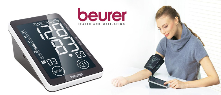 máy đo huyết áp Beurer BM58 5