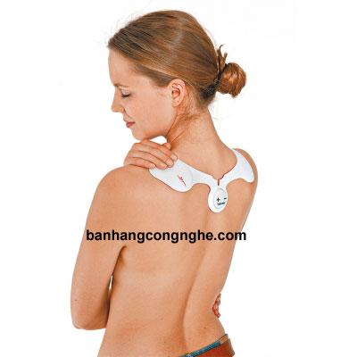 máy massage xung điện trị liệu đau cổ vai gáy Beurer EM20 1