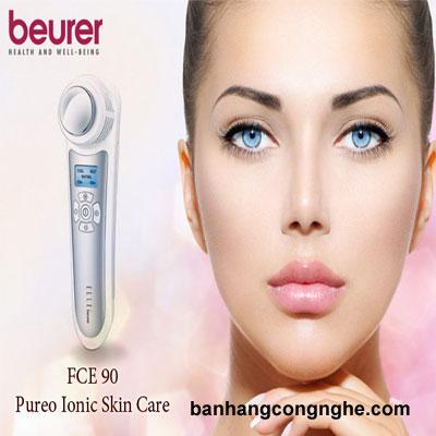 máy massage cầm tay chăm sóc da mặt, chống lão hóa Beurer FC90