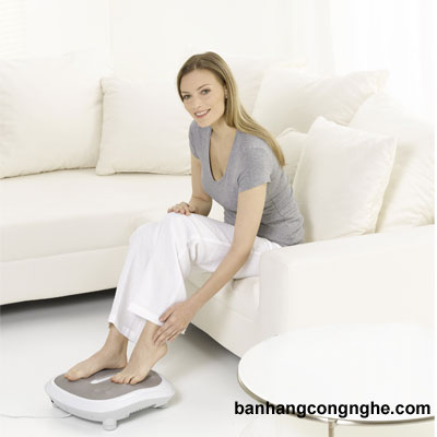 sử dụng máy massage chân Beurer FM60