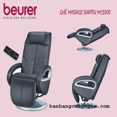 ghế massage beurer MC3800 1
