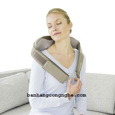 đai massage cổ, vai, lưng beurer mg148