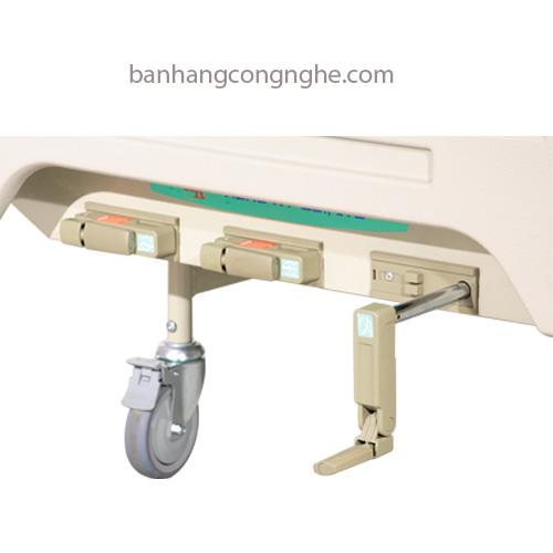 Giường y tế 3 tay quay HK 9007 giá hợp lý