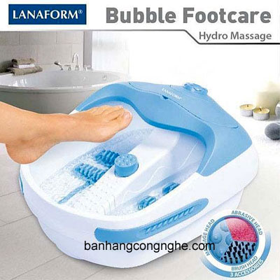 bồn ngâm chân massage Lanaform