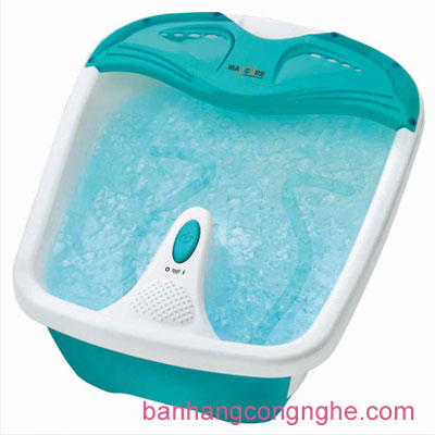 bồn ngâm chân massage maxcare 641D