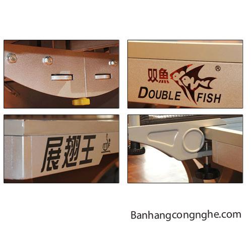 Bàn bóng bàn Double Fish Df 339