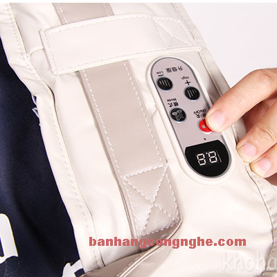 đai massage vai cổ gáy Neck ang Shoulder PL-908