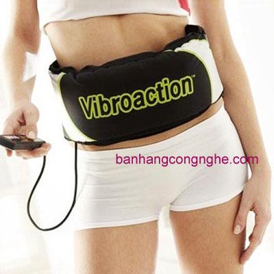 đai massage giảm béo Vibro Action
