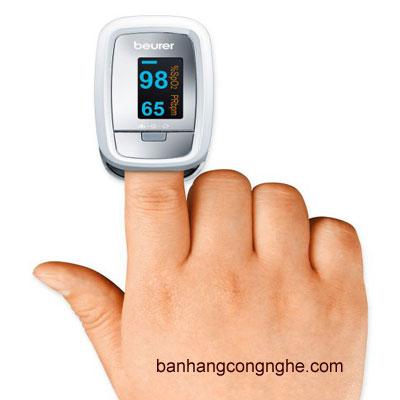 máy đo nồng độ Oxy trong máu Beurer PO30