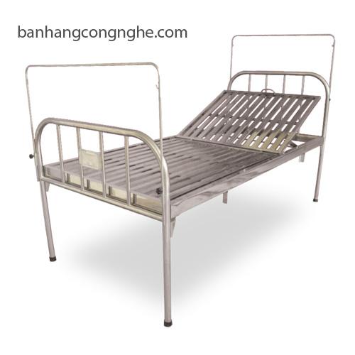 giường y tế một tay quay