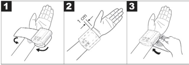 sử dụng máy đo huyết áp cổ tay Beurer BC44