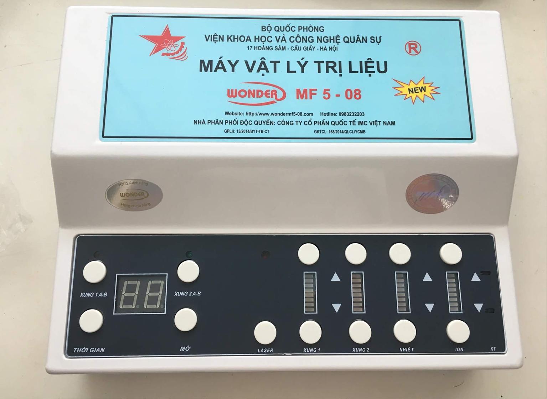 Máy vật lý trị liệu đa năng wonder mf5-08 new
