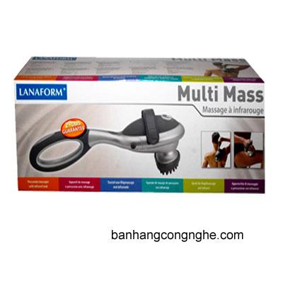 máy mát xa cầm tay Lanaform Multi