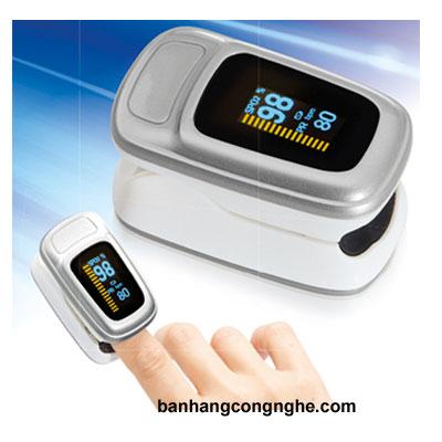 máy đo nồng độ oxy trong máu SPO2 và nhịp tim Lanaform S1 - 2