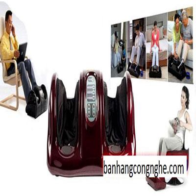 máy massage chân shachu