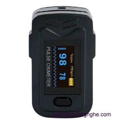 máy đo nồng độ Oxy trong máu (SPO2) và nhịp tim cá nhân iMedicare IO-A1