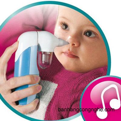 máy xông mũi họng lanaform