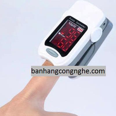 Máy đo nồng độ Oxy trong máu và đo nhịp tim cá nhân iMedicare iOM-A3