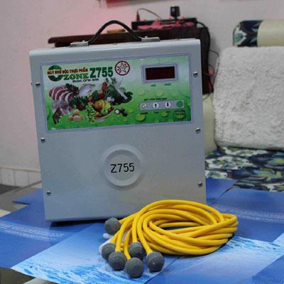 máy khử độc Ozone Z755