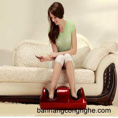 máy massage chân Shachu SH-868